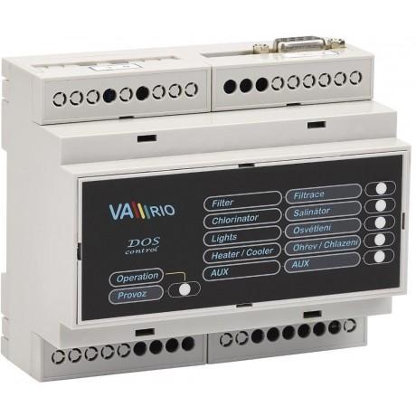 Inteligentní řízení bazénu VArio - DIN modul verze 1.3