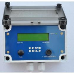 BLUE GOLD bezchlorová úprava vody do 150m3