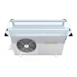 Stříška pro tepelné čerpadlo