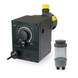 Membránové čerpadlo DDE-CL 5l/h Grundfos - výkonné čerpadlo pro chlor