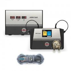 Kombinace ASIN Aqua S CLF s elektrolyzérém ASIN Salt