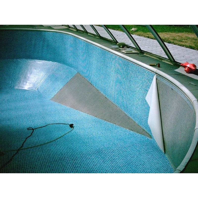ASPR pool Vložkování bazénu těžkou fólií - fóliování se sníženou sazbou DPH