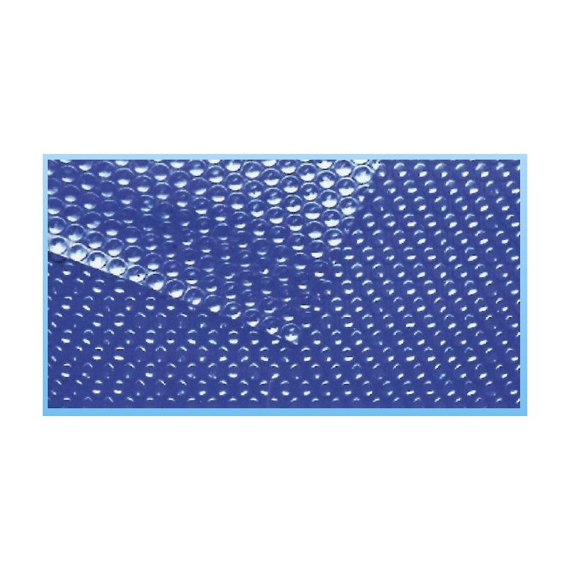 ASPR pool Solární plachta na bazén 4x4m, 500 mic modrá
