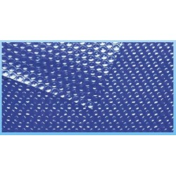 Solární plachta na bazén 5x5,5m, 500 mic modrá