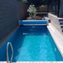 Bazén Block-Kit 7,5 x 3 x 1,5 m modrý
