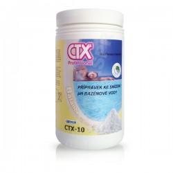 CTX-10 pH- 1,5kg granulát snižující pH
