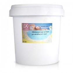 CTX-20 granulát zvyšující pH, pH plus 35kg