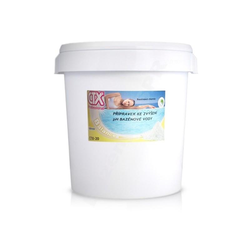 ASTRALPOOL CTX-20 pH+ 35kg prášek zvyšující pH
