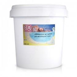 CTX-10 granulát snižující pH, pH mínus 40kg