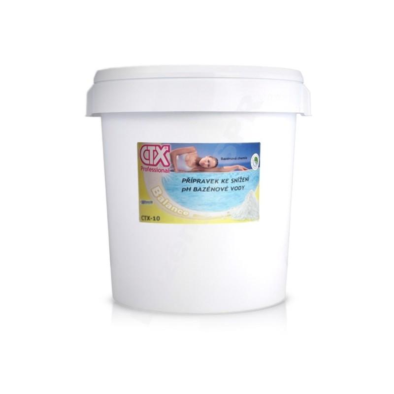ASTRALPOOL CTX-10 pH- 40kg granulát snižující pH