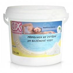 CTX-20 pH+ 12kg prášek zvyšující pH