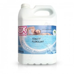CTX-41 5l tekutý vločkovač - projasnění vody