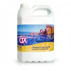CTX-51 odstraňovač váp. usazenin 5l