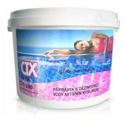 CTX-100 Kyslíkové tablety 6kg