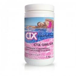 CTX-100/GR Kyslíkový granulát 1kg