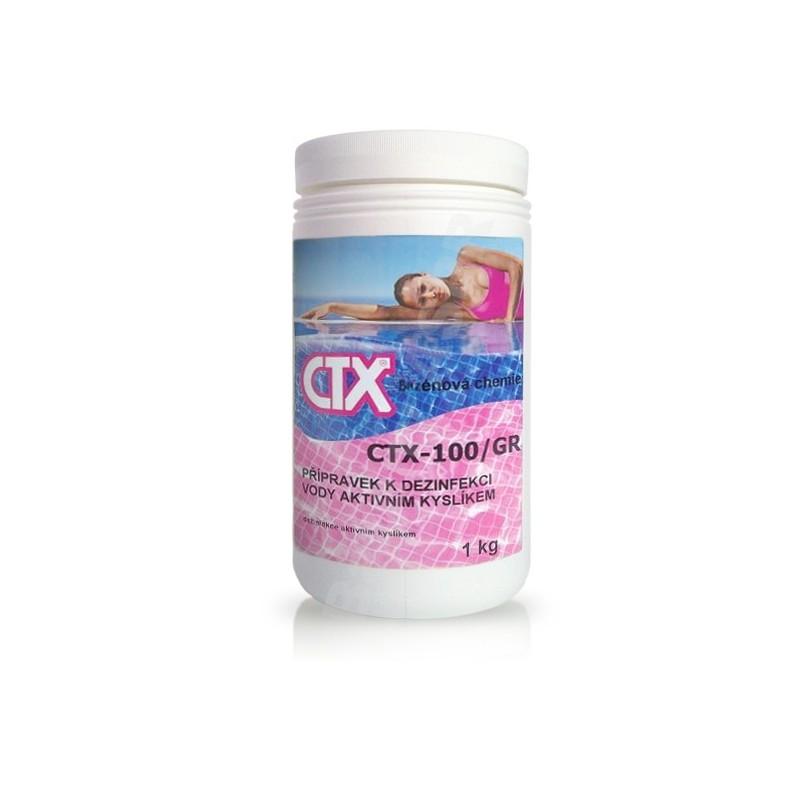 ASTRALPOOL CTX-100/GR 1kg granulát aktivní kyslík