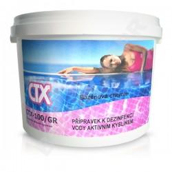 CTX-100/GR 6kg granulát aktivního kyslíku