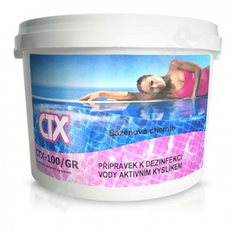 CTX-100/GR Kyslíkový granulát 6kg