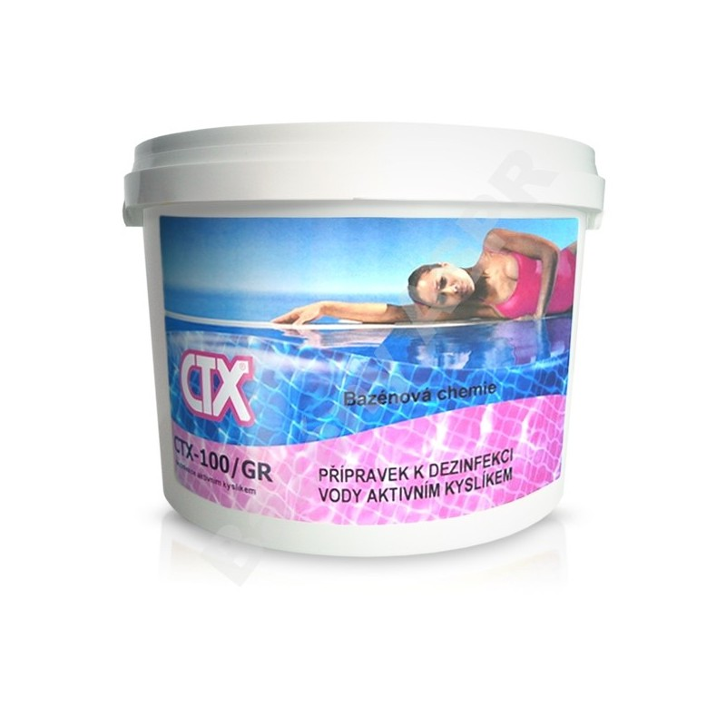 ASTRALPOOL CTX-100/GR 6kg granulát aktivního kyslíku
