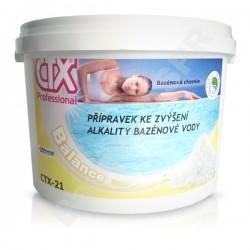 CTX-21 6kg prášek na zvýšení alkality vody