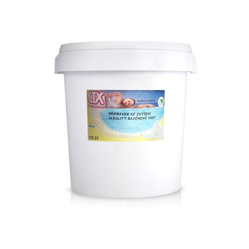 ASTRALPOOL CTX-21 40kg prášek na zvýšení alkality vody na objednávku
