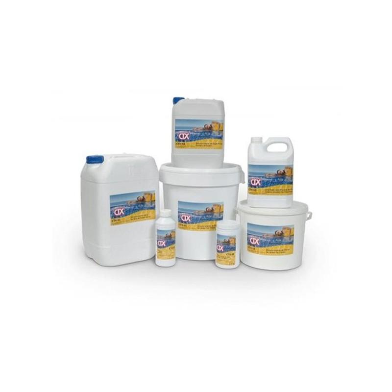 ASTRALPOOL CTX-23 25kg granulát na odstranění chloramínů vázaného chloru z vody