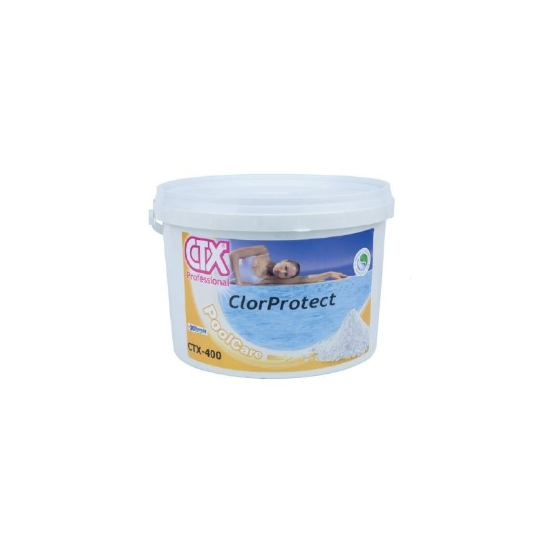 ASTRALPOOL CTX-400 5kg stabilizátor organického chloru