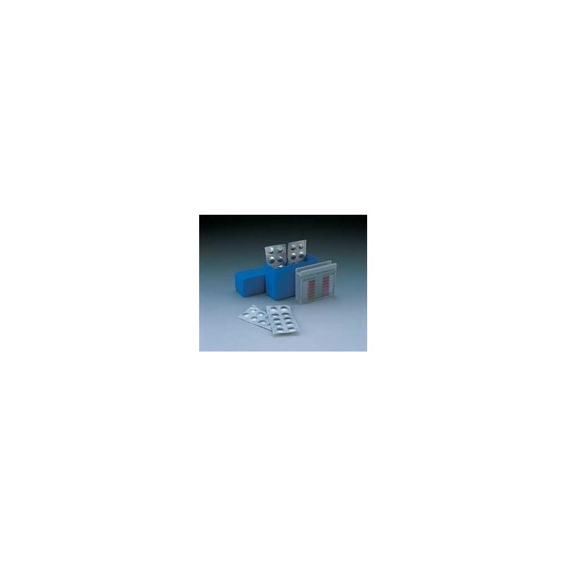 ASTRALPOOL CTX-tester tabletový měří volný chlór 0,1-3g/m³, brom a pH