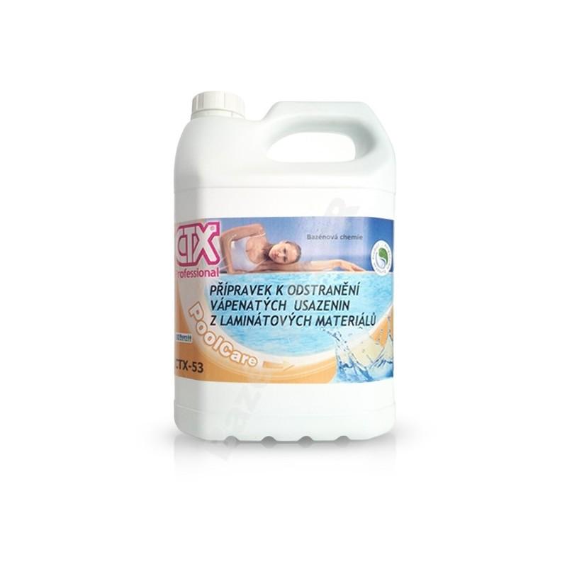 ASTRALPOOL CTX-53 5l k odstranění vápenatých usazenin z laminátových bazénů