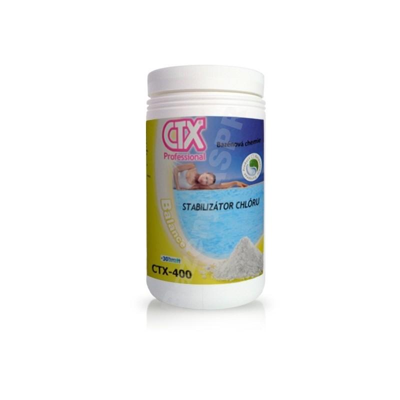 ASTRALPOOL CTX-400 1kg stabilizátor organického chloru