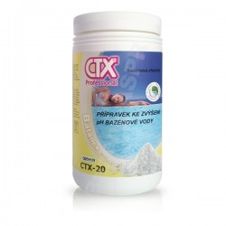 CTX-20 granulát zvyšující pH, pH plus 1kg