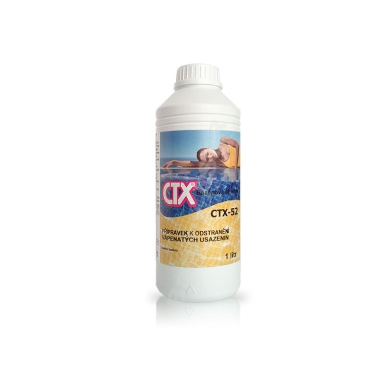 ASTRALPOOL CTX-52 GELACID 1l gel k odstranění vápenatých usazenin