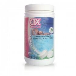 CTX-343 chlorové tablety (3v1) Triplex 1kg