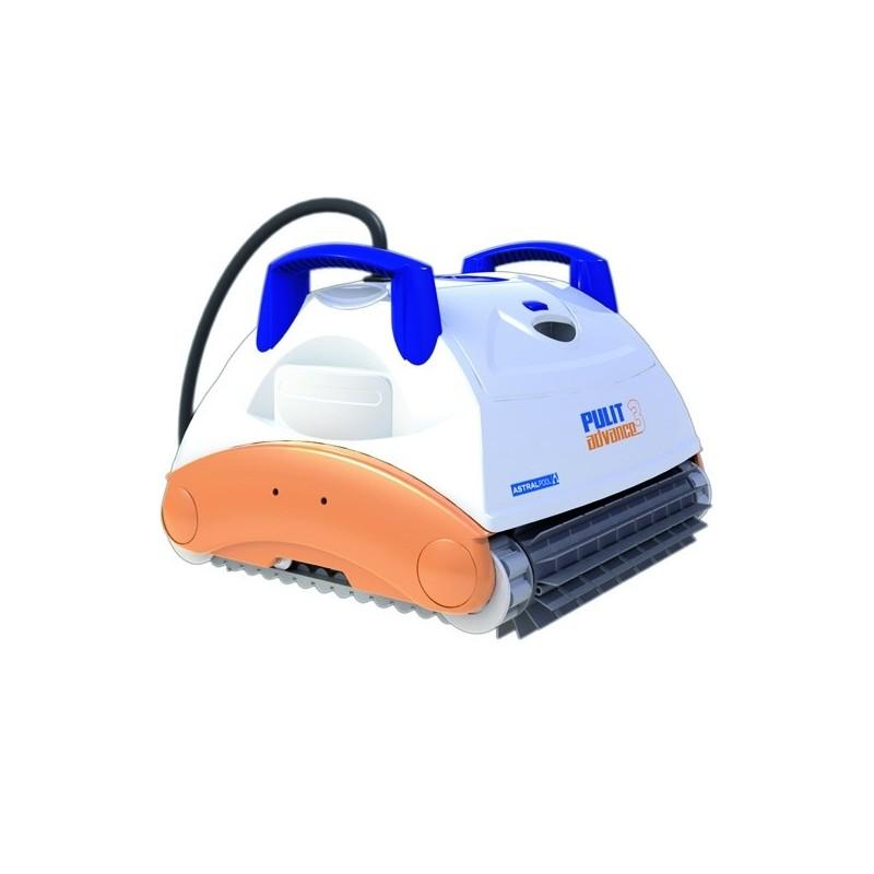 ASTRALPOOL Automatický bazénový vysavač Pulit Advance+ 3