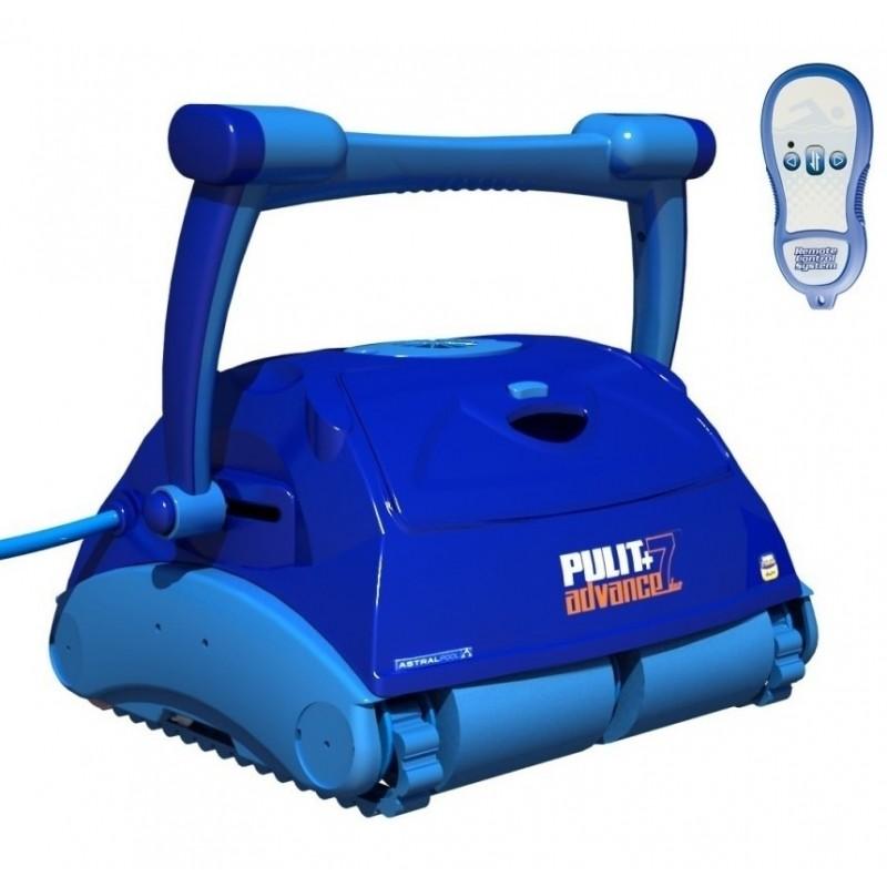 ASTRALPOOL Automatický bazénový vysavač Pulit Advance+ 7