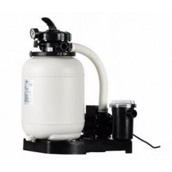 Filtrace Monoblok XPERT D300 4 m³/h ventil TOP