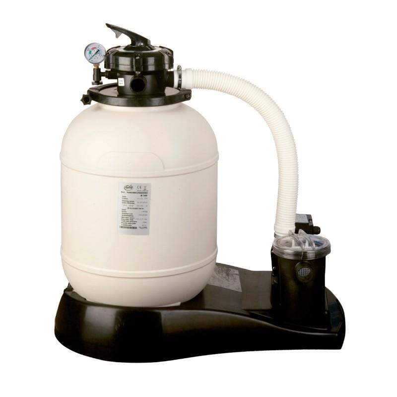 ASTRALPOOL Filtrace Monoblok XPERT D400 6 m³/h ventil TOP
