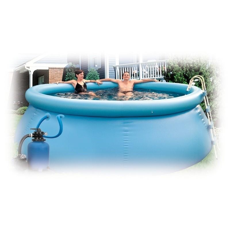 BWT Bazén FLEXI samostavěcí kruhový 4,0x1,1m