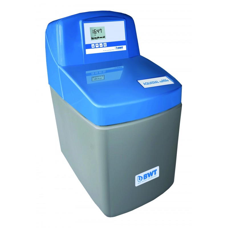 BWT Automatický změkčovač vody Aquadial Softlife 25 BIO