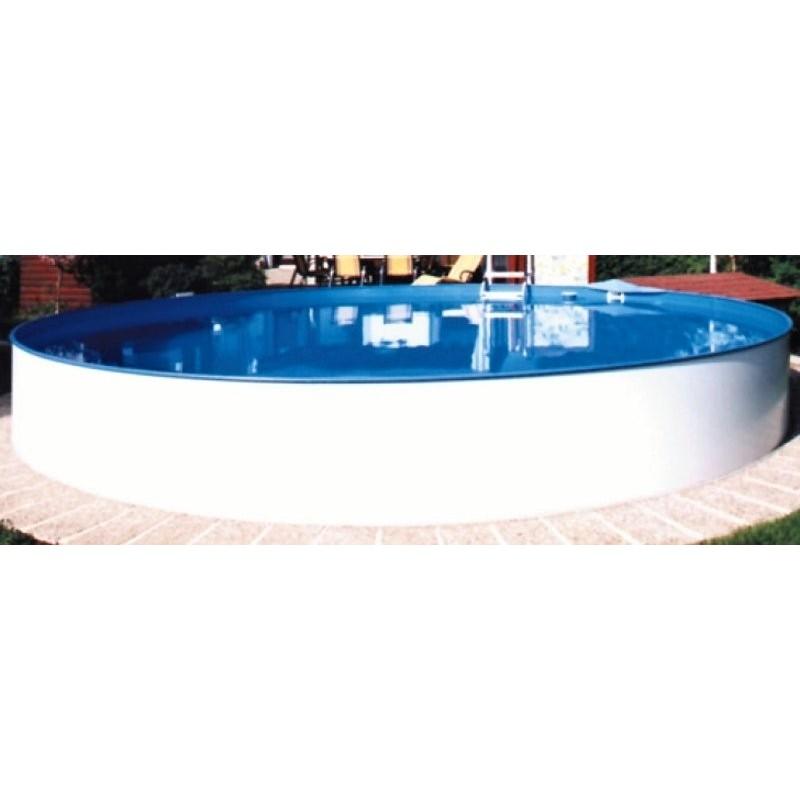 BWT Bazén MILANO 3,5 x 1,2 m fólie modrá 0,8 mm