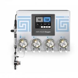 ASIN AQUA Oxygen - automatická bezchlorová chemizace