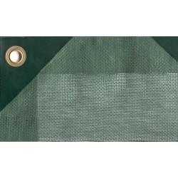 Zimní plachta Standard zelená
