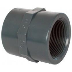 "PVC tvarovka - Mufna 1/2"" int."