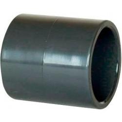 PVC tvarovka - mufna 90 mm