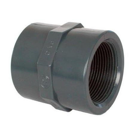 "PVC tvarovka - Mufna 63 x 2"""
