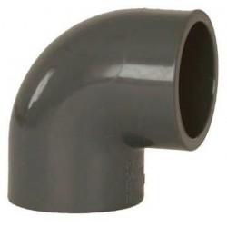 PVC tvarovka - Úhel 90° 25 mm