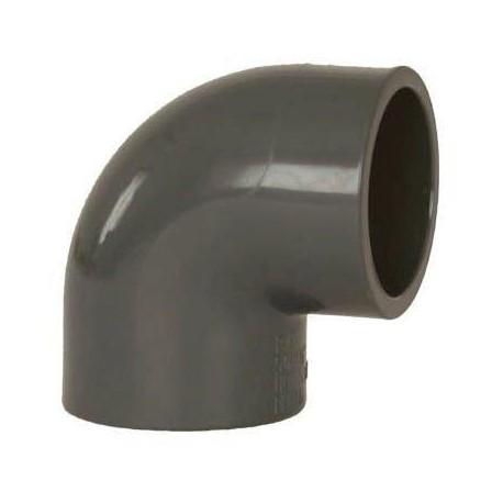 PVC tvarovka - Úhel 90° 50 mm