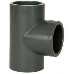 PVC tvarovka - T-kus 90° 25 mm