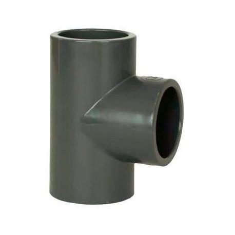 PVC tvarovka - T-kus 90° 200 mm