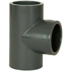 PVC tvarovka - T-kus 90° 225 mm